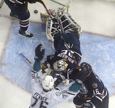 Penner's goal