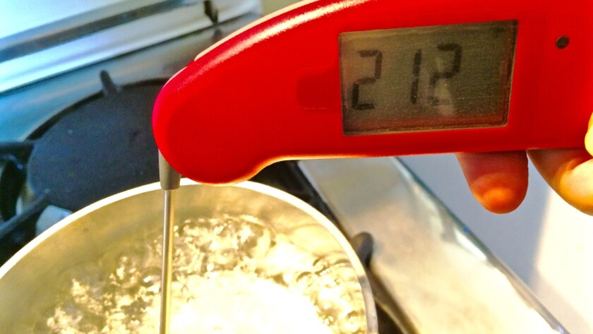 This kitchen thermometer will set you back $99. But it's actually worth it.