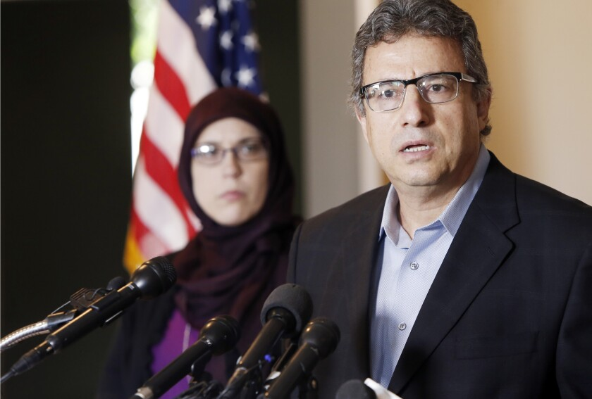U.S. Muslims ask why their religion's condemnation of violence often goes unheard