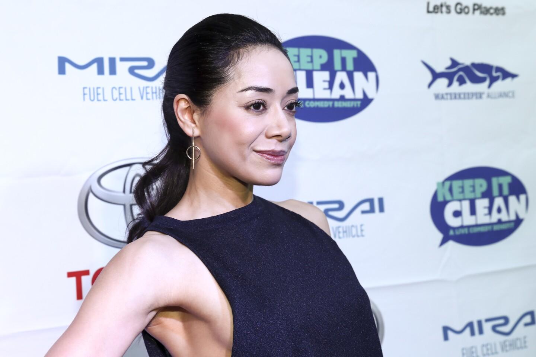 Edad: 39 años. Originaria de Chicago, hija de padre puertorriqueño y madre mexicana, comenzó su carrera en 1996. Actualmente participa en la serie de televisión 'Lucifer'.