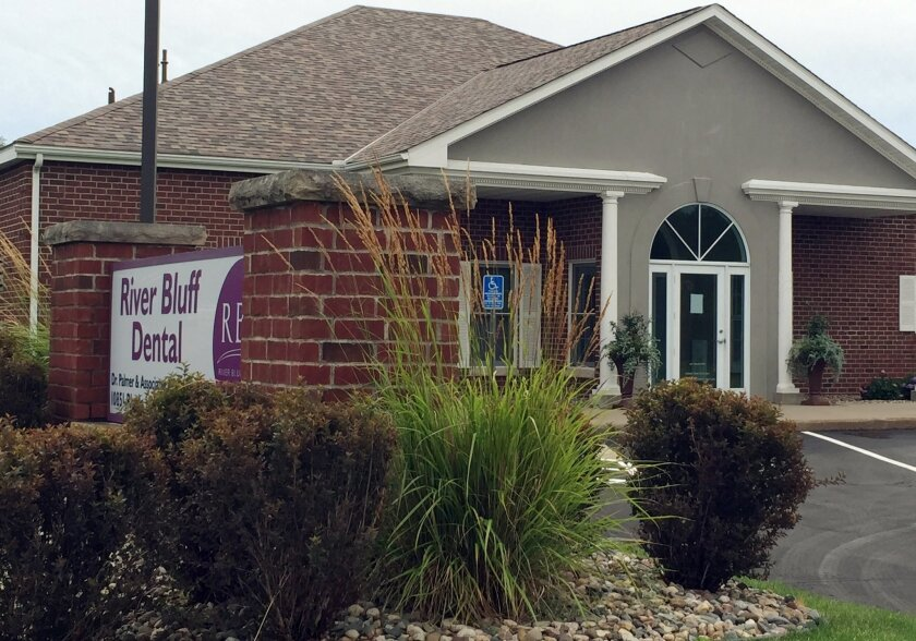 This photo shows the dental offices of Walter James Palmer in Bloomington, Minn., on Tuesday, July 28, 2015. Palmer, an avid hunter, is accused of illegally killing a well-known and protected lion, named Cecil, during a big game hunt in Zimbabwe. The killing has outraged animal conservationists and others worldwide. (AP Photo/Amy Forliti)