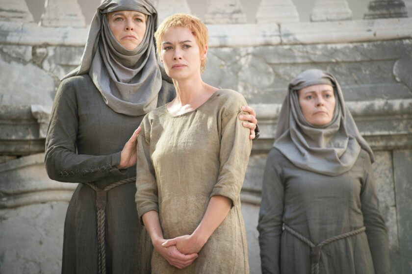 Season 5 featured an arc so rough it almost made you root for Cersei Lannister (Lena Headey). She would have her revenge.