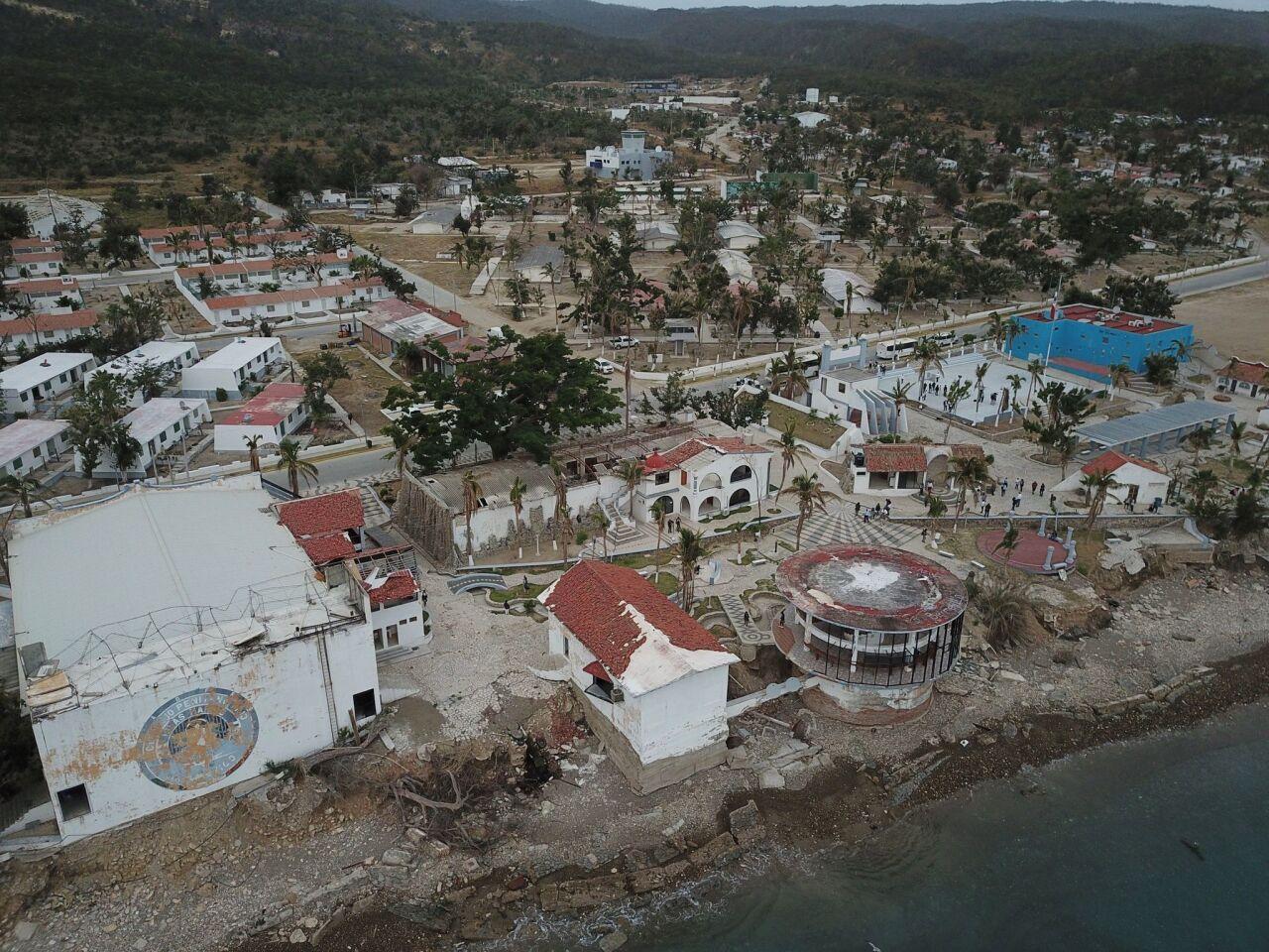 Clausuran la colonia penal de las Islas Marías en México