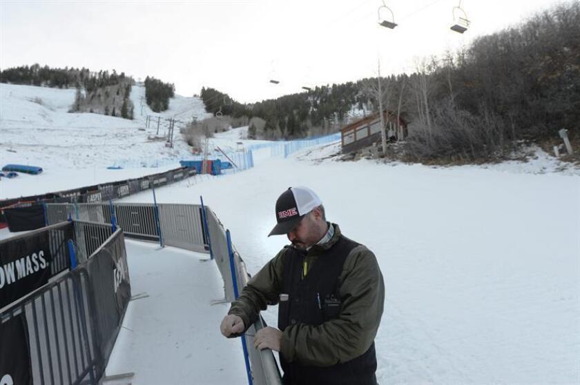 Reconocidos centros de esquí de Colorado y en Utah anunciaron hoy el inicio de gestiones coordinadas ante las autoridades locales y federales para mantener la fuerza laboral latina, compuesta mayormente por inmigrantes. EFE/ARCHIVO