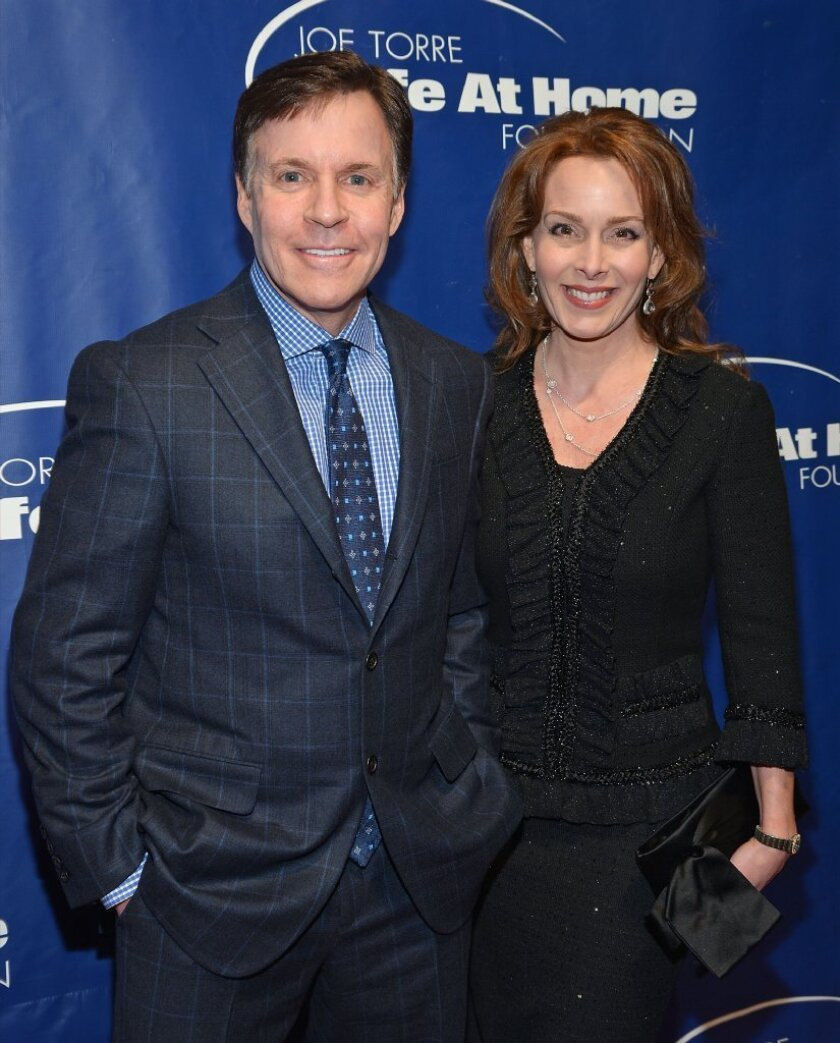 Bob Costas and his wife, Jill Sutton, have bought a house in Orange County's Newport Coast.