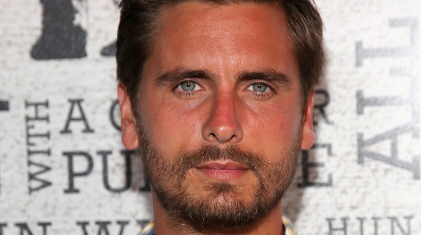 """Scott Disick of """"Keeping Up With the Kardashians"""" is looking to more than double his money on a renovated Hidden Hills home. The farmhouse-inspired contemporary is now for sale at $6.89 million."""
