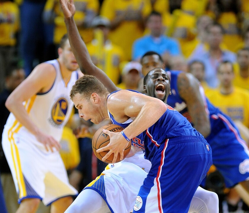 Five takeaways from the Clippers' 98-96 victory over Golden State