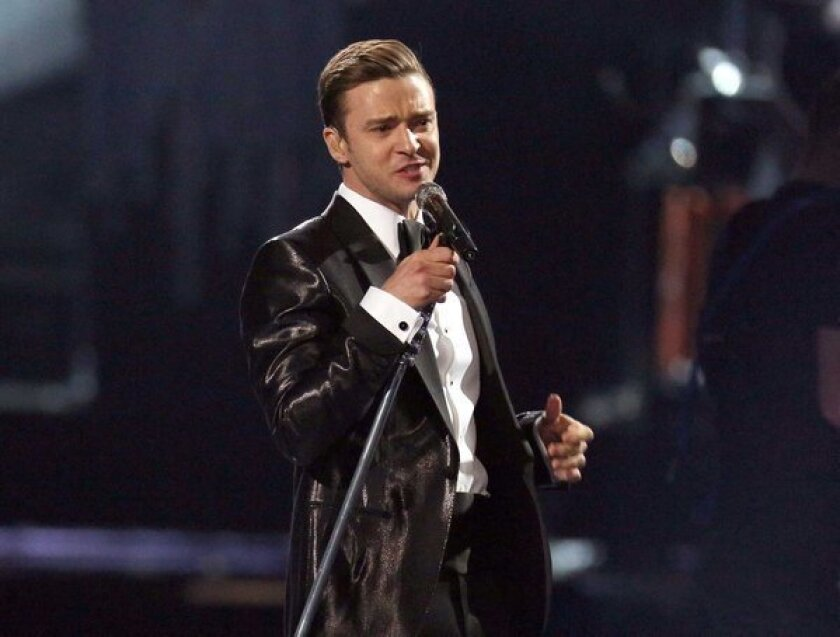 Justin Timberlake takes his act to the CW next