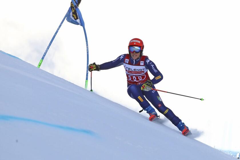Italy Alpine Skiing World Cup