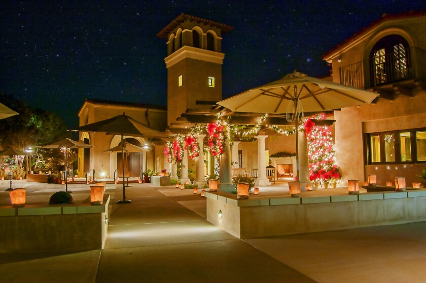 A variety of Christmas events will be held at the Village Church in Rancho Santa Fe.