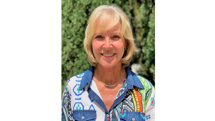 Ann Dynes is the 2020 president of La Jolla Parks & Beaches.