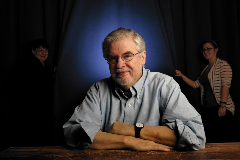 Playwright Christopher Durang
