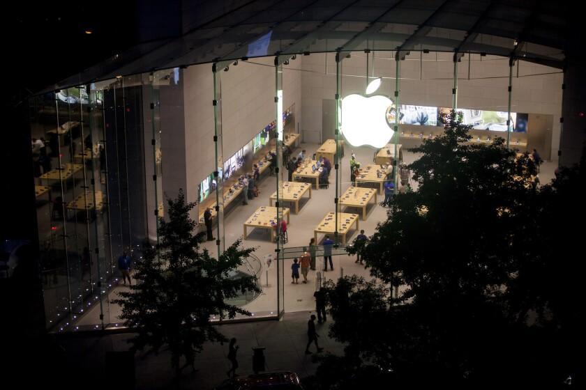 Apple e-book settlement