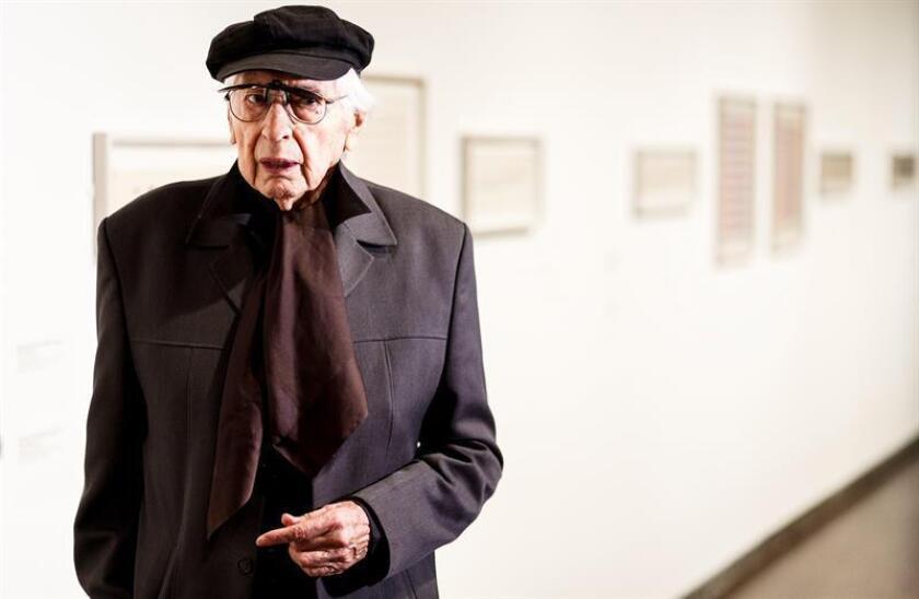 El Met revela los inicios de la carrera del artista argentino Julio Le Parc
