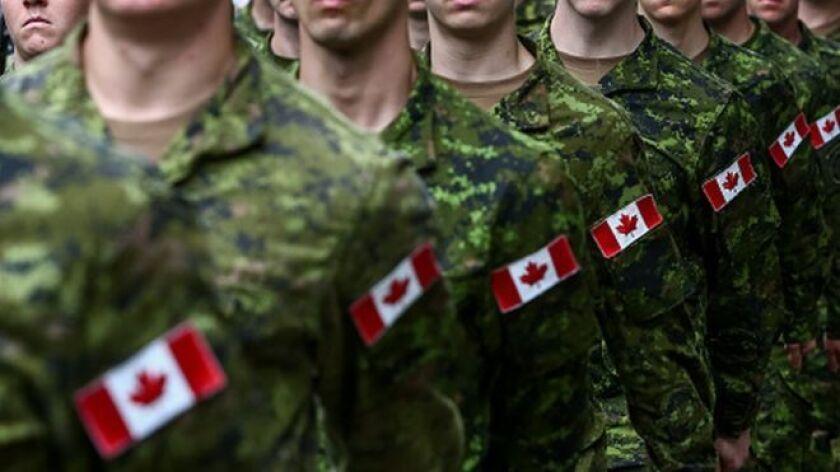 Surgen denuncias de abusos sexuales en las fuerzas armadas canadienses.
