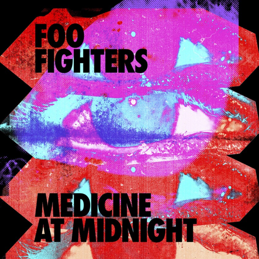 """This cover image released by RCA shows """"Medicine at Midnight"""" by Foo Fighters. (RCA via AP)"""