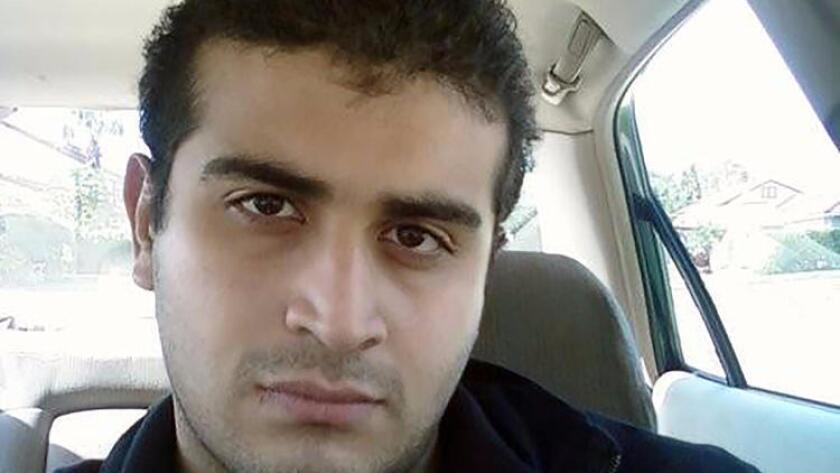 Omar Mateen, the gunman in the Orlando, Fla., mass shooting.