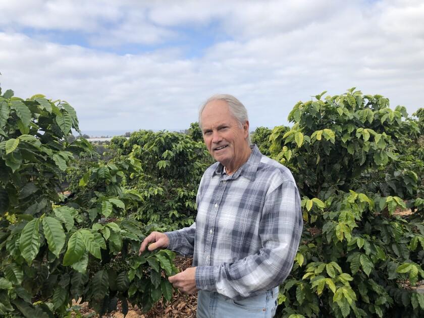 Quail Haven Farm Owner Chris Calkins