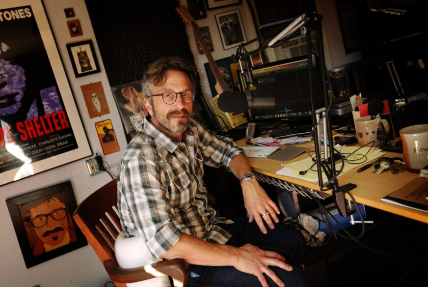 Marc Maron's 'More Later'