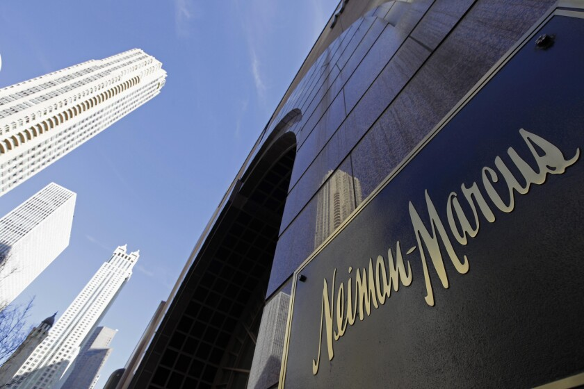 Several attorneys general are looking into the data breach at Neiman Marcus.