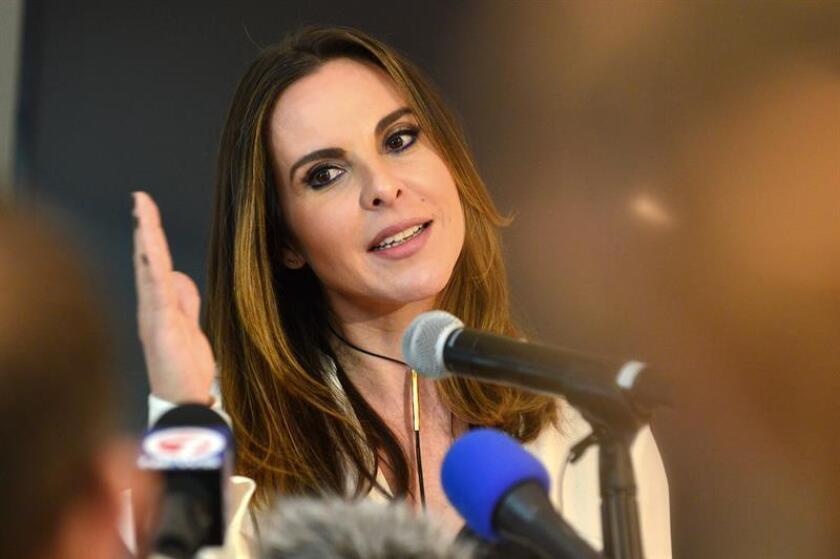 Fiscalía mexicana archiva caso de Kate del Castillo por vínculos con el Chapo
