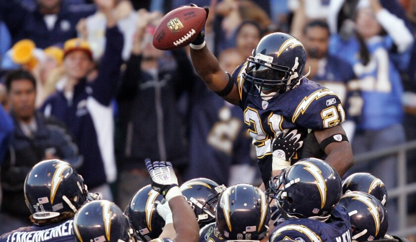 Nick Canepa's All-Time Chargers Team - The San Diego Union-Tribune