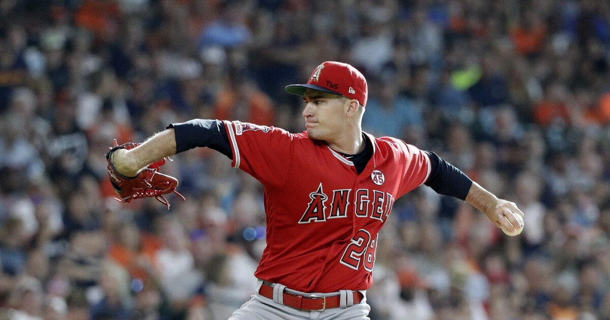 Andrew Heaney's injury further exposes Angels' pitching depth problems