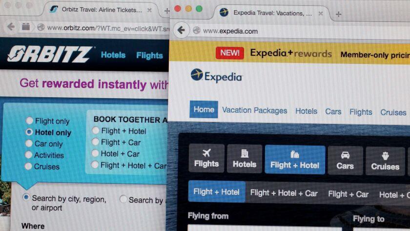 Travel Site Expedia To Buy Competitor Orbitz