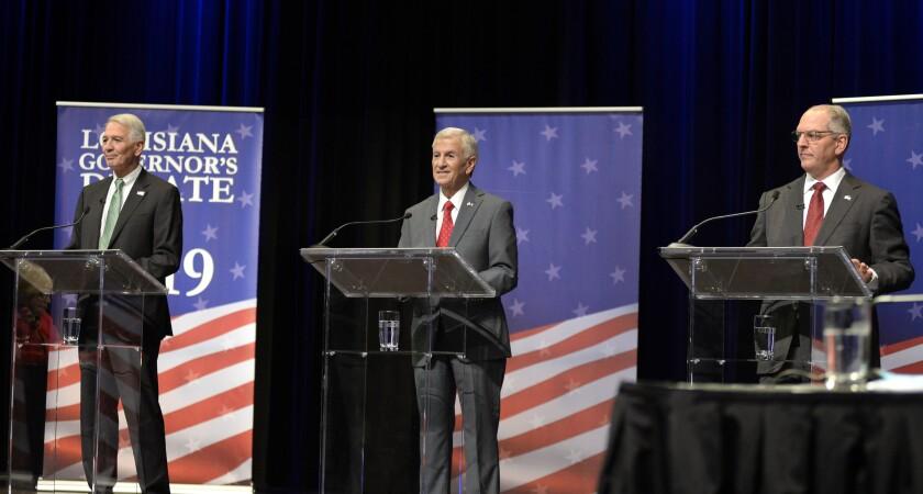 Election 2019-Louisiana Governor