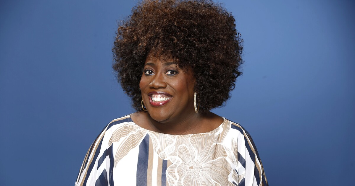 As Sharon Osbourne Drama Plays Out Sheryl Underwood Is Chill