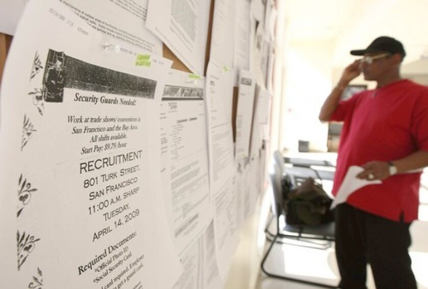 California Workers In Limbo Over Unemployment Benefits Los