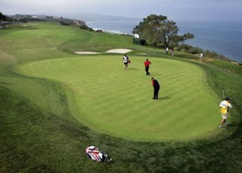 The U.S. Open venues are locked up through 2017; will Torrey Pines land the 2018 tournament, 10 years after the event was held there for the first time?