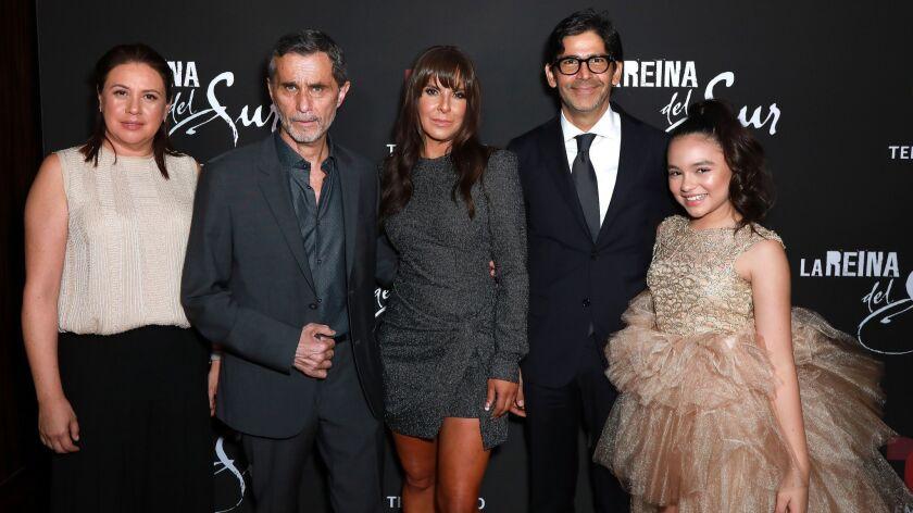 CA: La Reina Del Sur Season 2 Hollywood Premiere