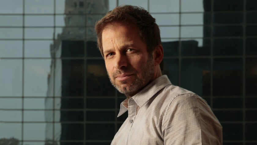 Director Zack Snyder says he'll direct a new film version of Ayn Rand's book 'The Fountainhead.'