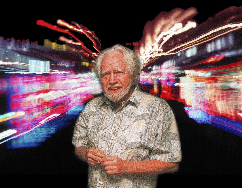 """Although chemist Alexander Shulgin synthesized MDMA, he had little interest in recreational drugs. """"Go banging about with a psychedelic drug for a Saturday night turn-on, and you can get into a really bad place,"""" he said."""