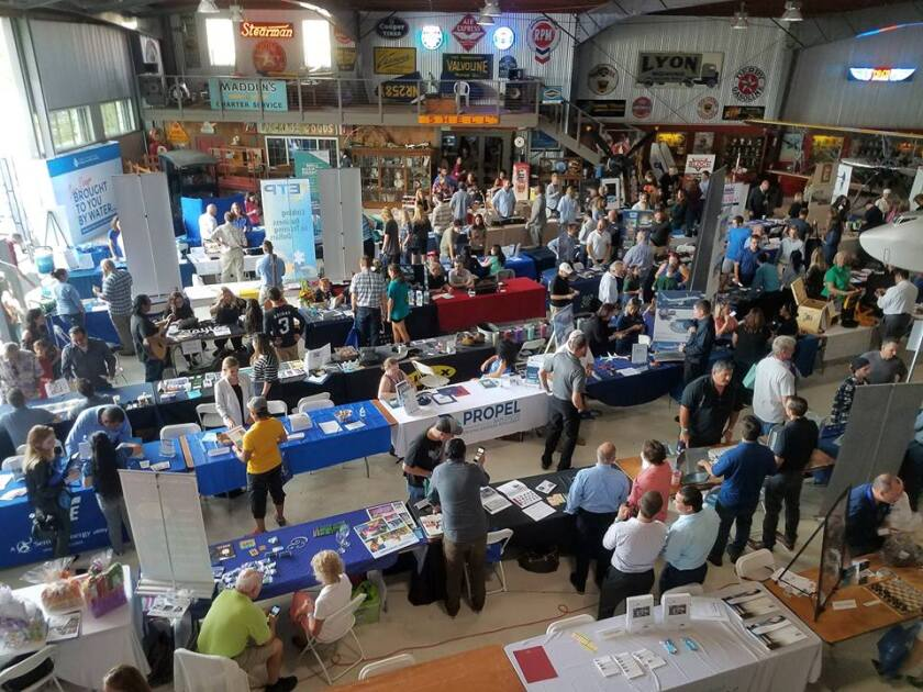Last year's Manufacturing Expo put on by the East County Economic Development Council had more than 500 attendees at Allen Airways Museum in El Cajon. This year's event is set for Tuesday, Oct. 1, at Prescott Promenade in El Cajon.