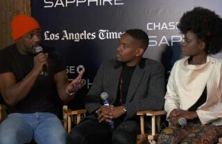 Idris Elba says filming 'Yardie' led to a temporary ceasefire between two gangs in Jamaica