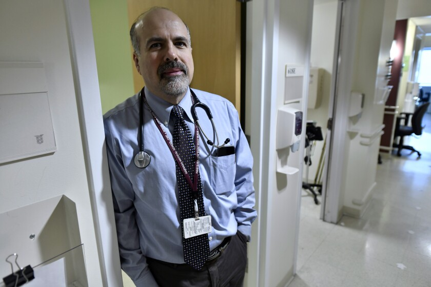 Doctor-poets search for the right words to help patients heal