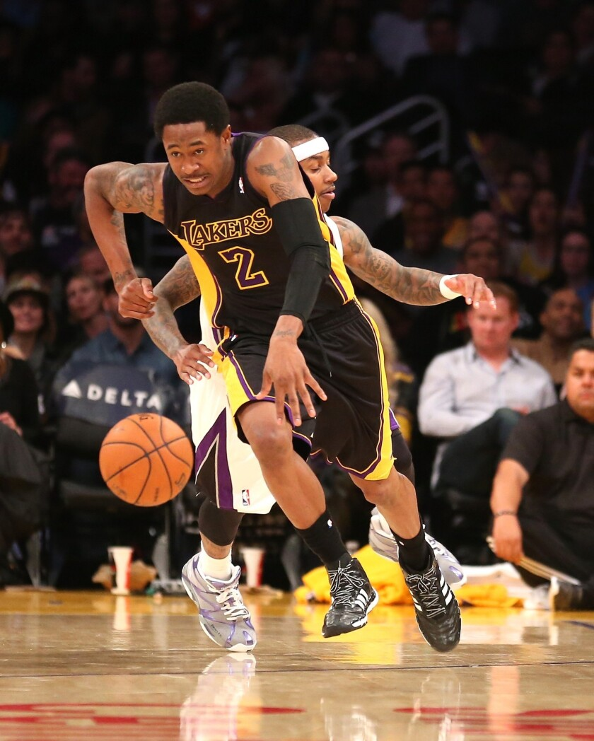 Former Lakers guard MarShon Brooks is headed to Italy to join the Olimpia Milano.