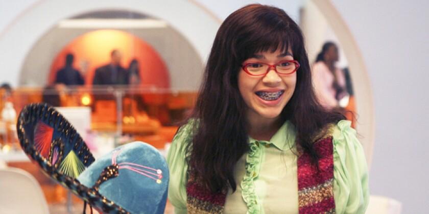 America Ferrera in 'Ugly Betty'