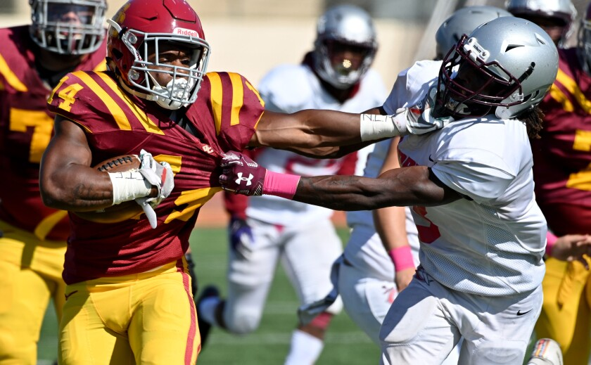 Glendale college football gets first win of season against Compton College