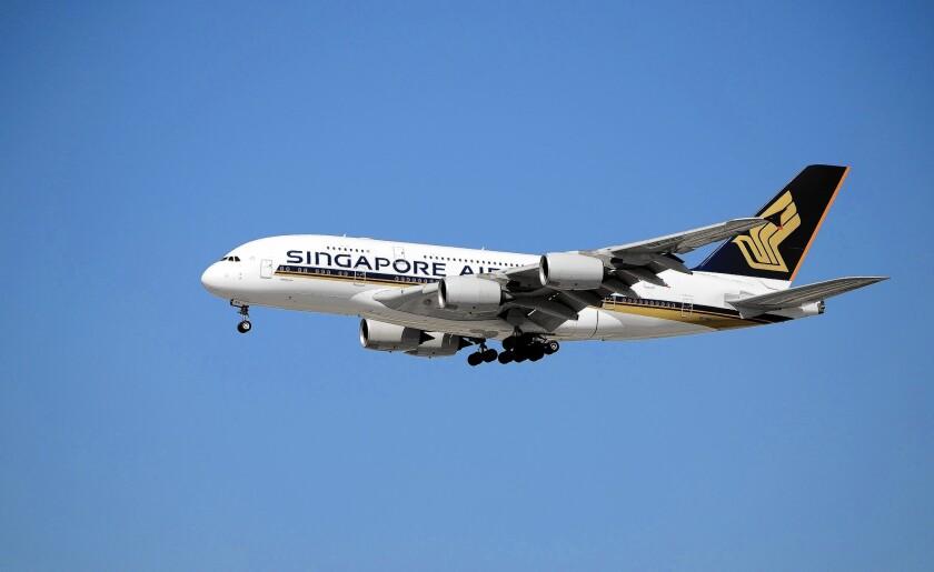 The environmental impact of air travel