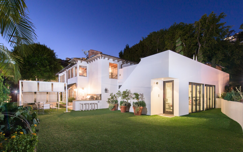 James Franco's former West Hollywood home | Hot Property