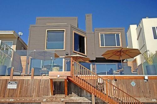 La Costa Beach home in Malibu