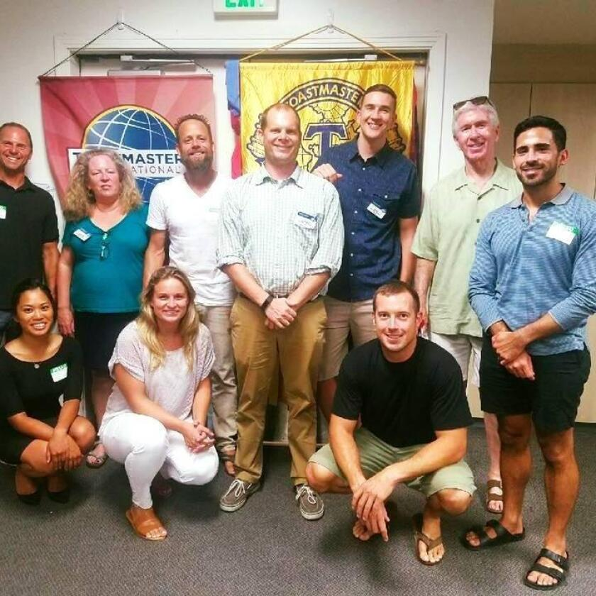 PB Toastmasters will celebrate its 70th anniversary next year.