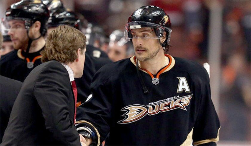 Veteran winger Teemu Selanne said after his Ducks exit interview Tuesday that he will take some time to decide whether or not he will return for his 21st NHL season.