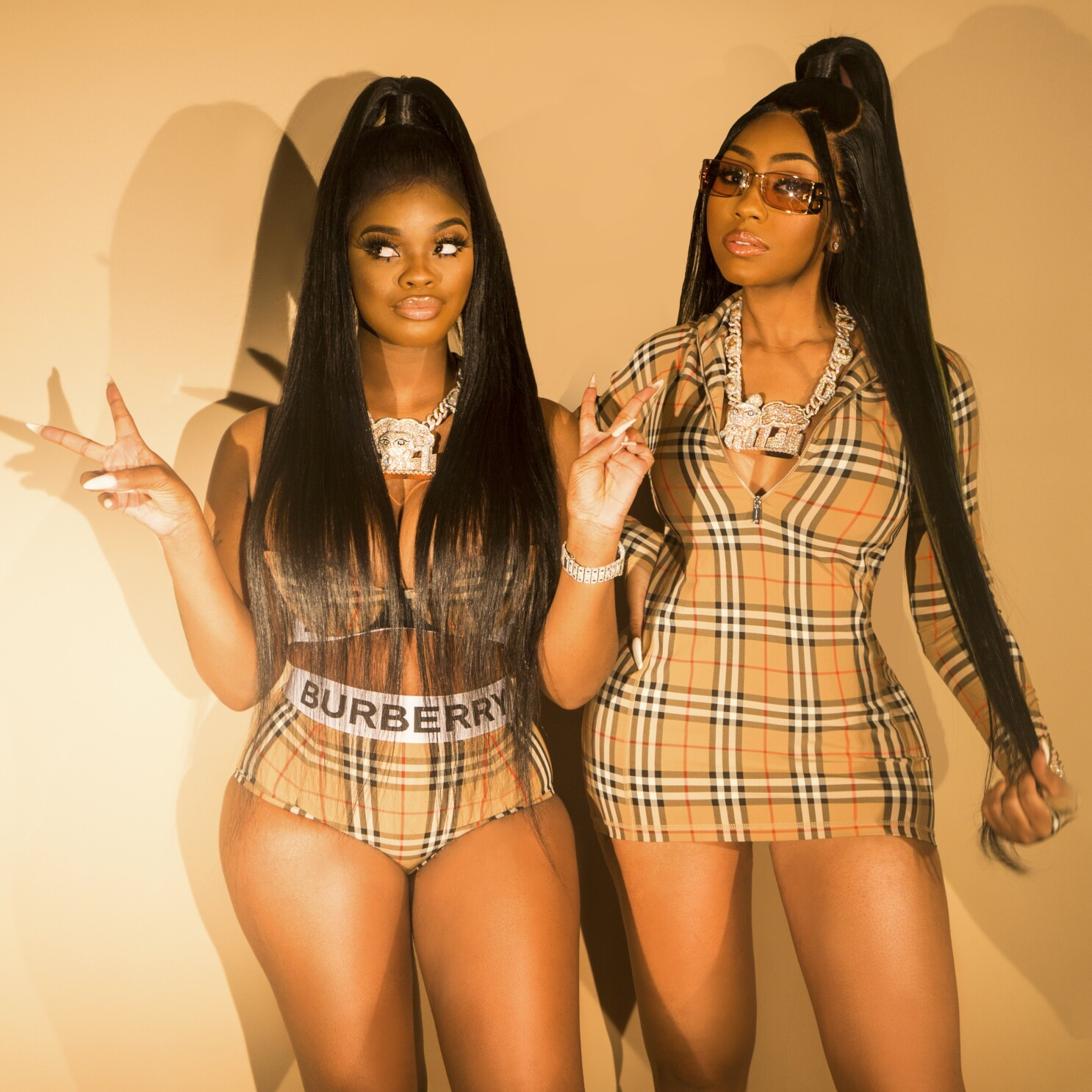 Raunch rap duo City Girls return to stake their claim - Los Angeles Times