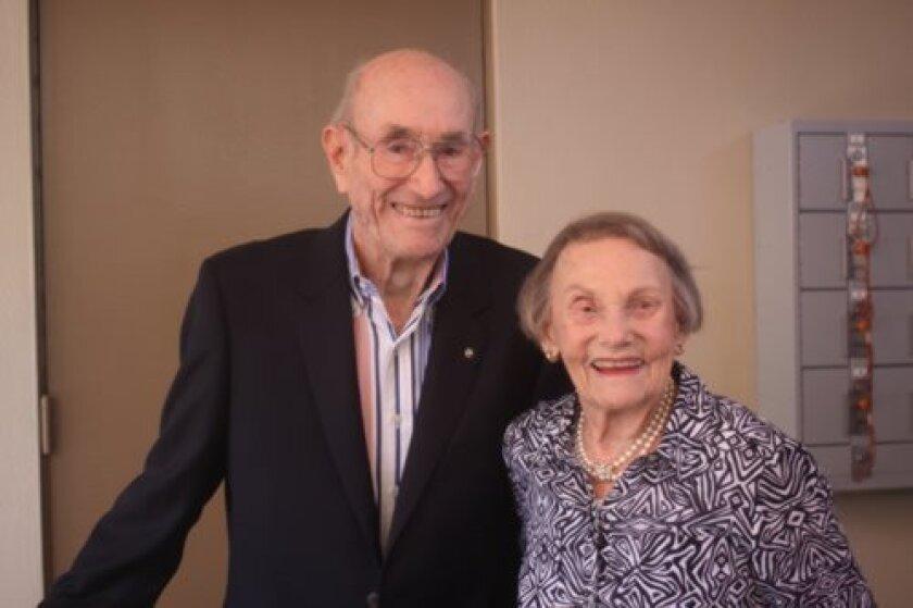 Dan and Violet McKinney