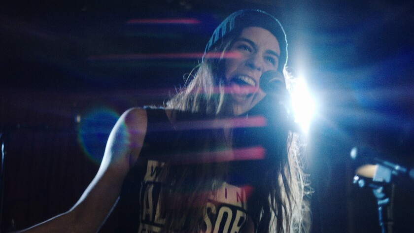 "Michaela Cavazos in a scene from ""No Alternative."" Credit: Gravitas Ventures"