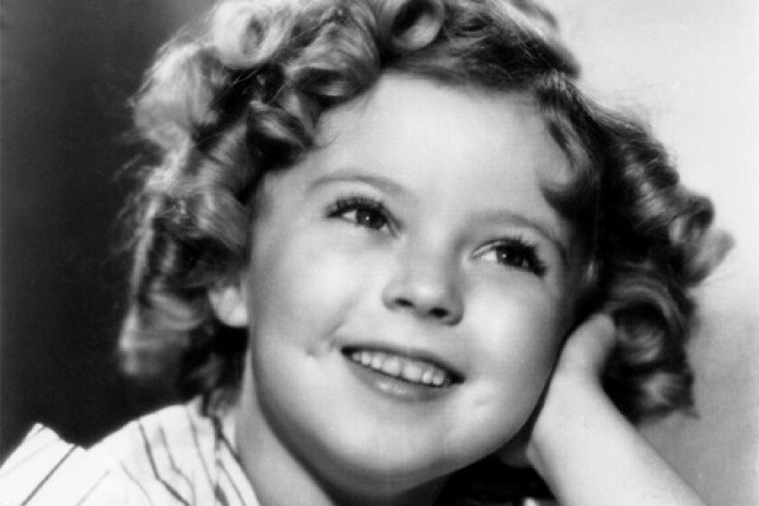 Shirley Temple Black: 10 things to know about Curly Top - Los ...